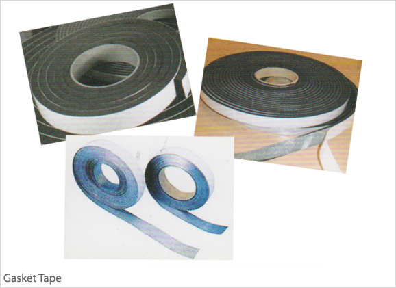 Neoprene Rubber Gasket tape | Insulation Malaysia | TSYL